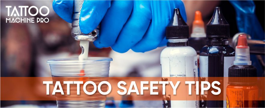 Tattoo Safety Tips – Be Protected And Safe While Getting Inked