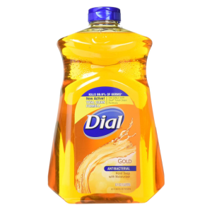 Dial Hand Soap Refill, With Moisturizer, Antibacterial