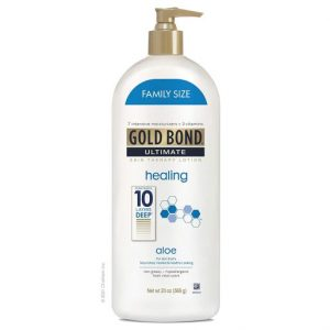 Gold Bond Ultimate Healing Skin Therapy Lotion For Tattoos