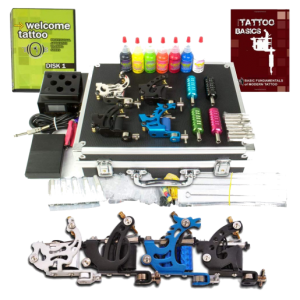 Grinder Tattoo Kit by Pirate Face