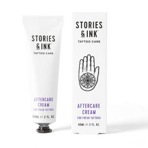 Stories & Ink Tattoo Care - Aftercare & Repair Lotion
